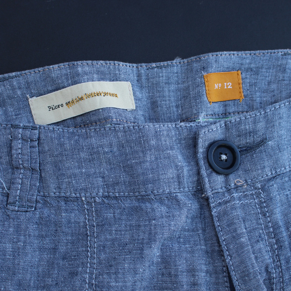 Pilcro and the Letterpress Denim - Pilcro and the letterpress denim jeans size 12